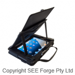Intrinsically safe iPad case