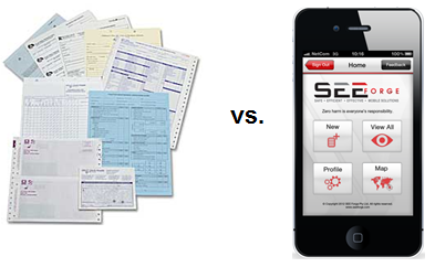 Paper_vs_mobile  Jsa Form Template