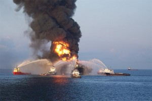 Deepwater Horizon - Huge accidents cause huge damage to the environment, economy and even human lives.