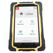 Intrinsically safe Android Tab 7″