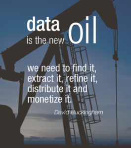 why data matters to oil operations